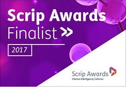 4G Clinical Scrip Awards Finalist 2017