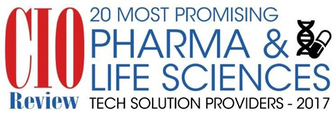 CIO Review 20 most promising pharma and life sciences