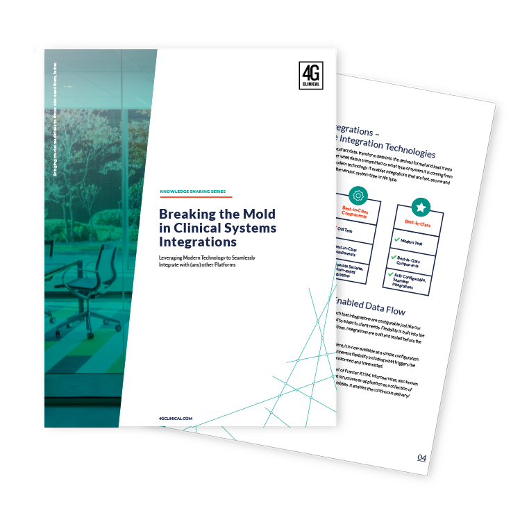 Breaking the Mold in Clinical Systems Integrations white paper