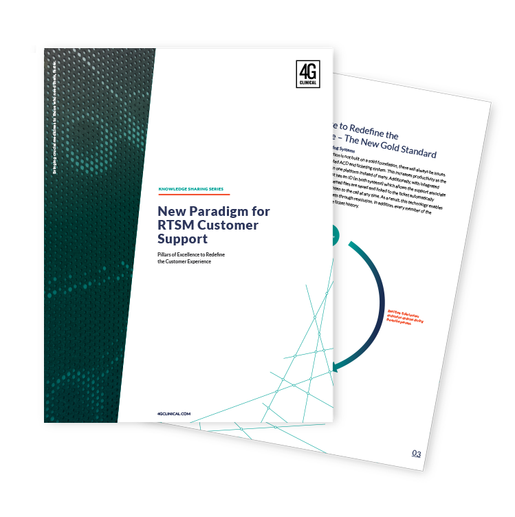 New Paradigm for RTSM Customer Support white paper