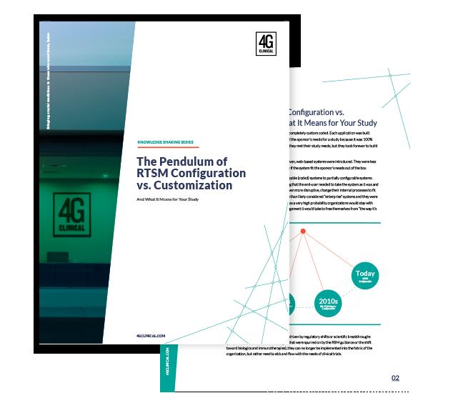 The Pendulum of RTSM Configuration vs. Customization