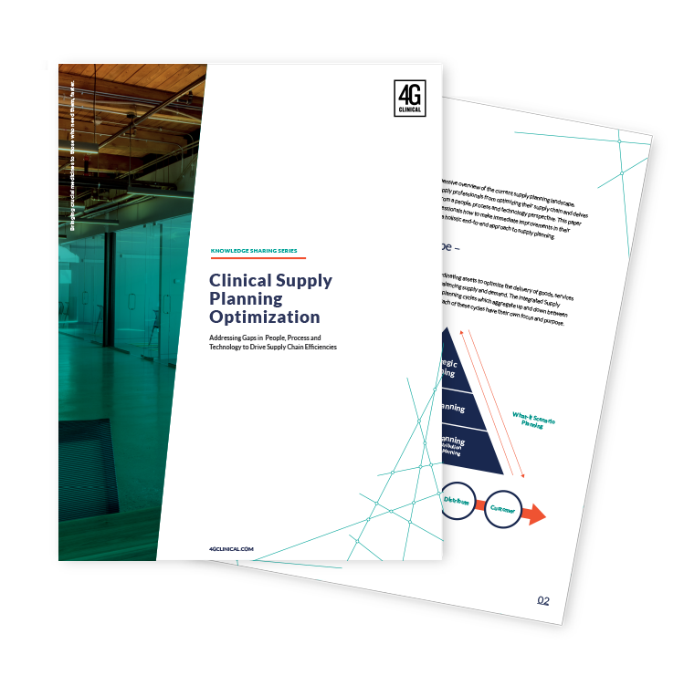 Clinical Supply Planning Optimization white paper